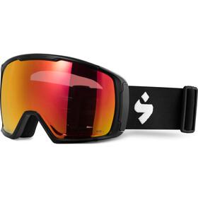 Sweet Protection Clockwork RIG Reflect Goggles Men matte black/black-RIG topaz